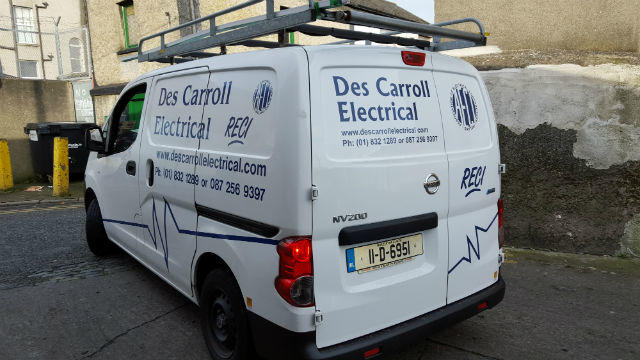 Vehicle Graphics - Van Graphics Dublin