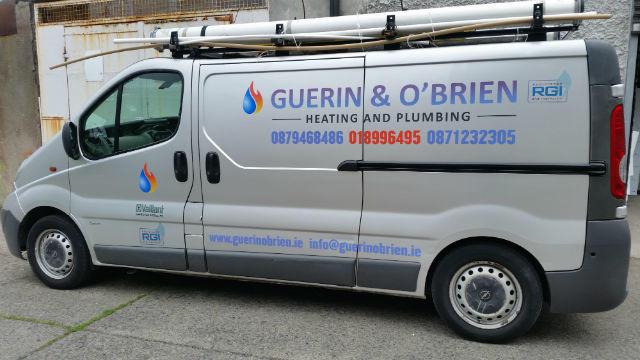 Vehicle Graphics, Van Graphics, Vinyl Lettering Ireland
