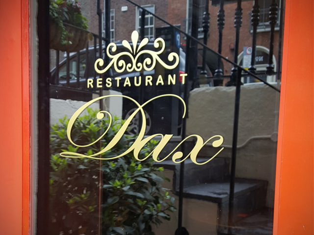 Sign Company Dublin - Window Graphics
