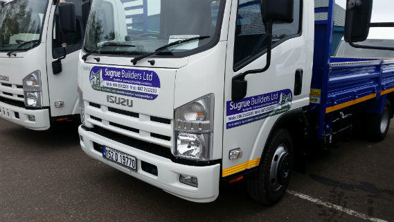 Vehicle Graphics - Truck Graphics - Fleet Graphics