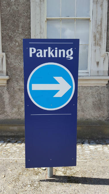 No Parking Signs - Safety Signs Dublin