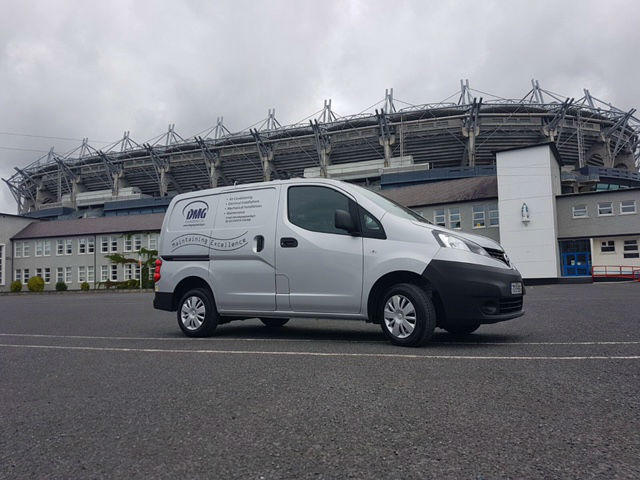 Van Graphics Dublin