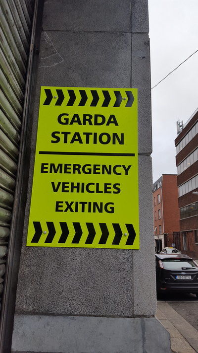 Garda Signage - Safety Signs