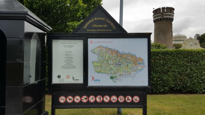 Informational Signage - Display Stands