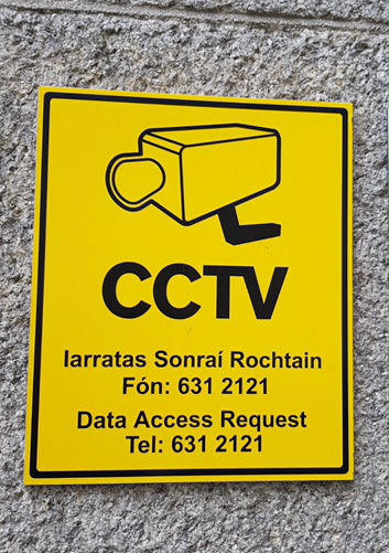 CCTV SIGNS - SIGNS DUBLIN