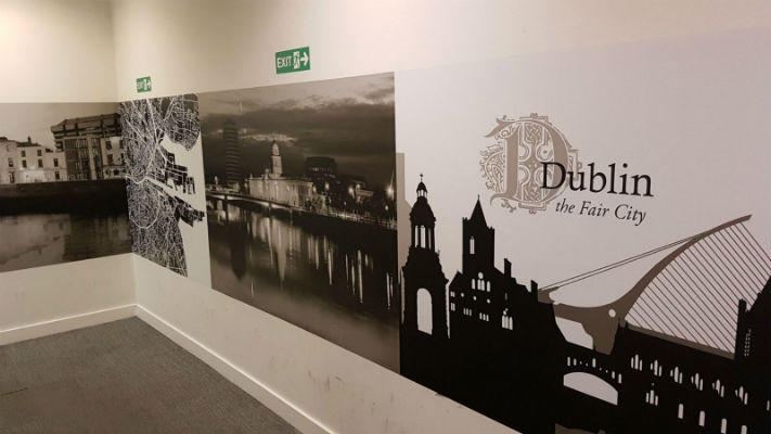Digital Print Wall Graphics - Exhibition Signage