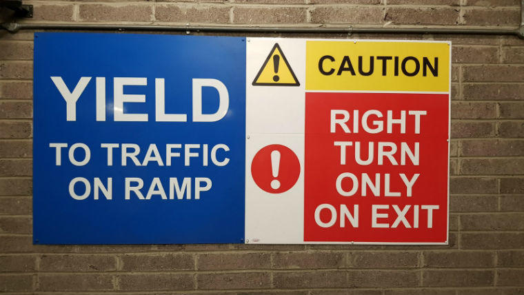 Yield Signs - Safety Signs