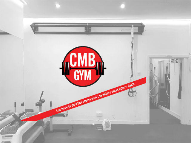 Wall Graphics Dublin GYM