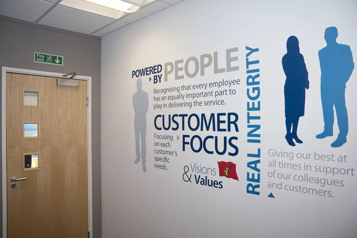 Wall Graphics - Digital Print