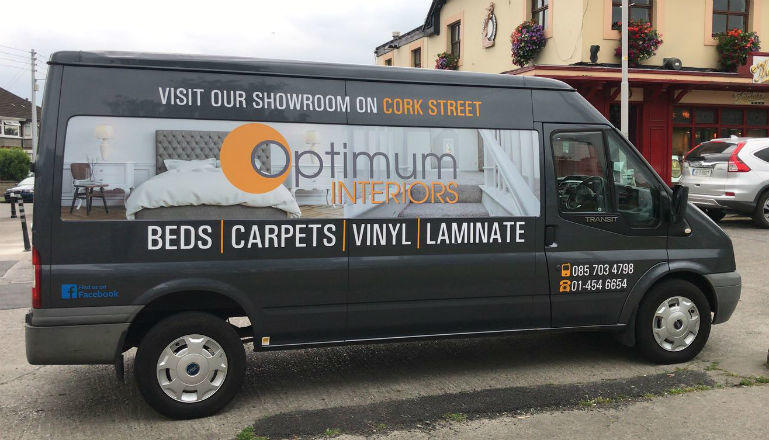 Van Graphics - Sign Company Dublin