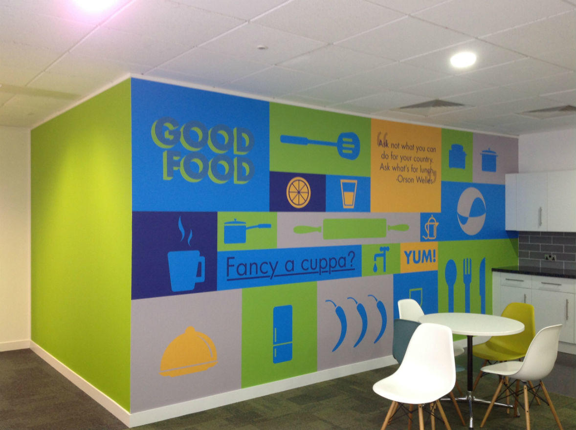 Wallpaper Graphics - Wall Decals - Dublin
