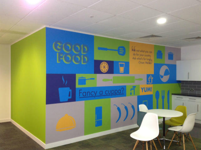 Wallpaper - Wall GRAPHICS Dublin