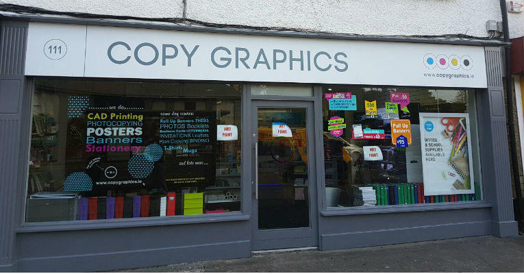 Shop Front Graphics