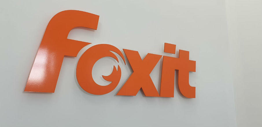 Polished Perspex Lettering