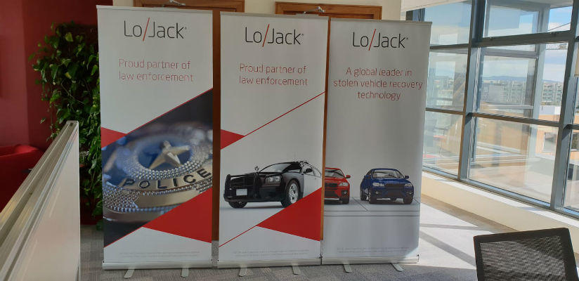 Pop Up Banners - Exhibition Signage