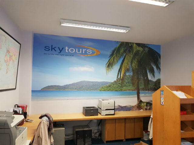 Wall Graphics Discount Travel Dublin