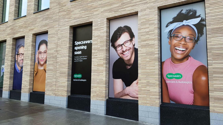 Windows Graphics For Shops Dublin