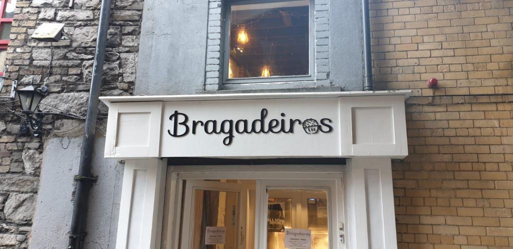 Shop front Signs - Perspex Lettering