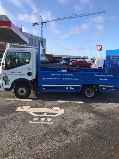 Truck Graphics Dublin