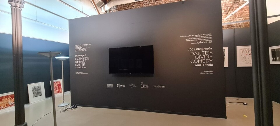 Wall Graphics Exhibition Signage
