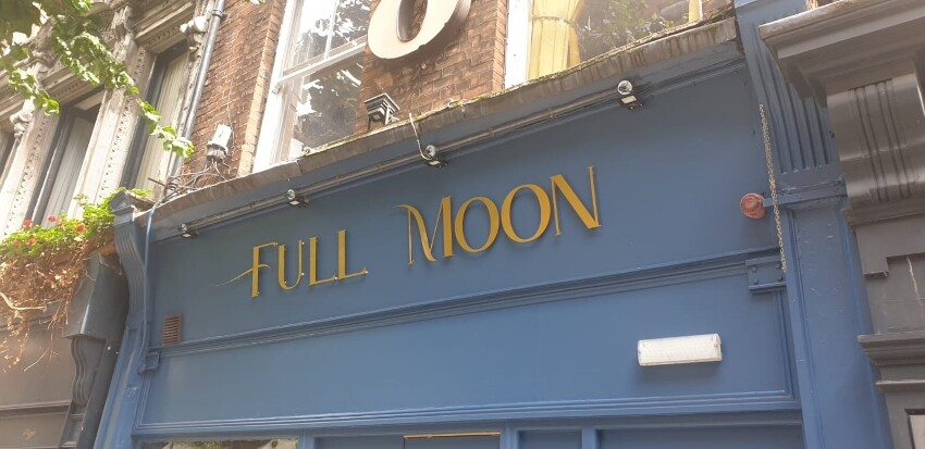 Shopfront Signs - Perspex Lettering